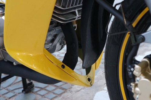 Yamaha 125ZR biển ngũ quý 3 giá 450 triệu ở Sài Gòn - Hình 7