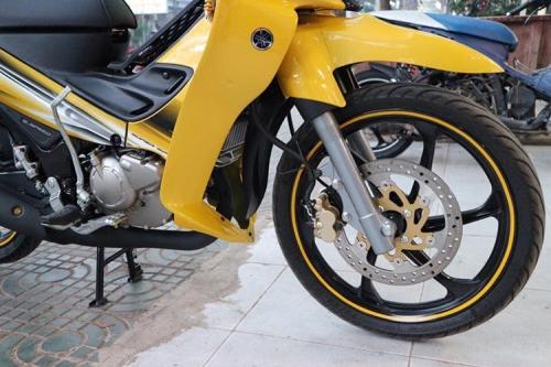 Yamaha 125ZR biển ngũ quý 3 giá 450 triệu ở Sài Gòn - Hình 5