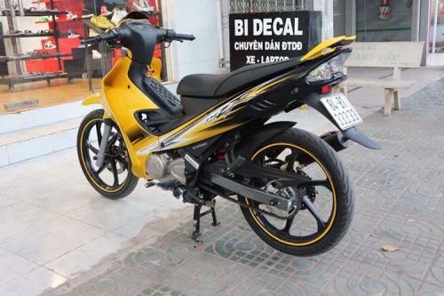 Yamaha 125ZR biển ngũ quý 3 giá 450 triệu ở Sài Gòn - Hình 11