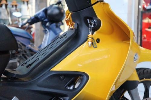 Yamaha 125ZR biển ngũ quý 3 giá 450 triệu ở Sài Gòn - Hình 4