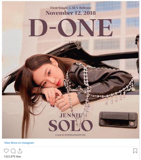 18 khoảnh khắc triệu like gây bão Instagram của Jennie: Bí quyết nằm ở body, 1 mỹ nhân đặc biệt được ưu ái lộ diện - Hình 6