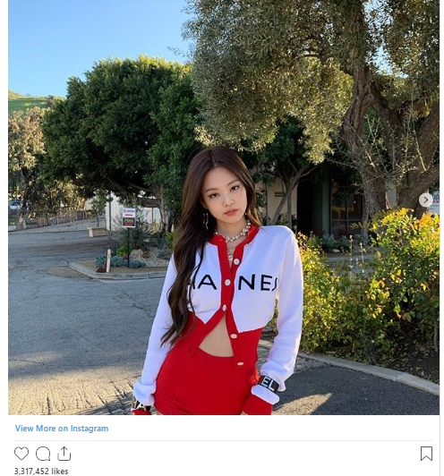 18 khoảnh khắc triệu like gây bão Instagram của Jennie: Bí quyết nằm ở body, 1 mỹ nhân đặc biệt được ưu ái lộ diện - Hình 8
