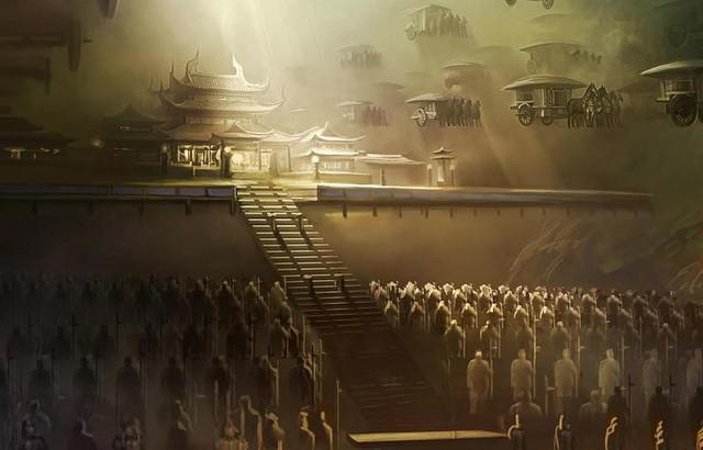 Bí ẩn phía sau những ngôi đền kì dị, vĩnh viễn không được phép mở ra - Hình 7
