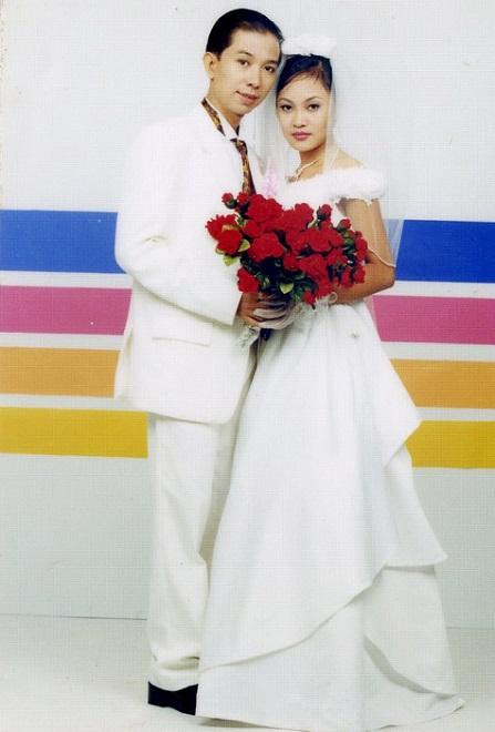 Bí mật về vợ Long Nhật: Là hoa khôi Hải Phòng, luôn im lặng trước tin đồn giới tính của chồng - Hình 3