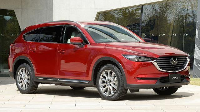 Chờ Mazda CX-8 ra mắt, cạnh tranh Hyundai SantaFe - Hình 2