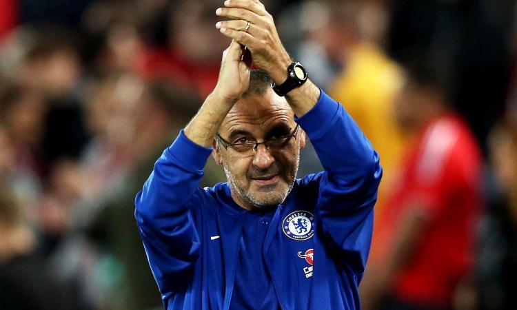 Chốt thỏa thuận! Chia tay Chelsea, Sarri ký hợp đồng 3 năm ở bến đỗ mới - Hình 1