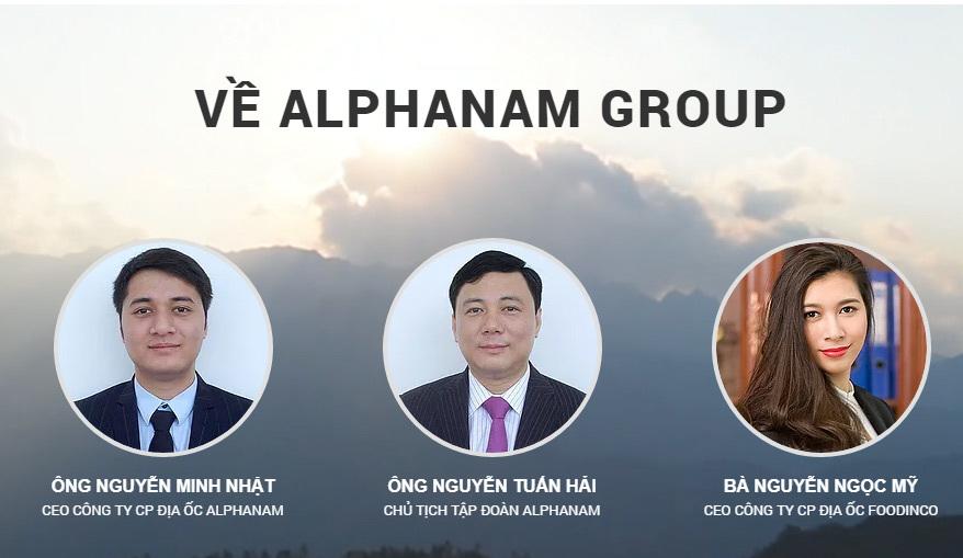 Đại gia Alphanam giải thể công ty, lui về ở ẩn giao quyền cho con - Hình 2