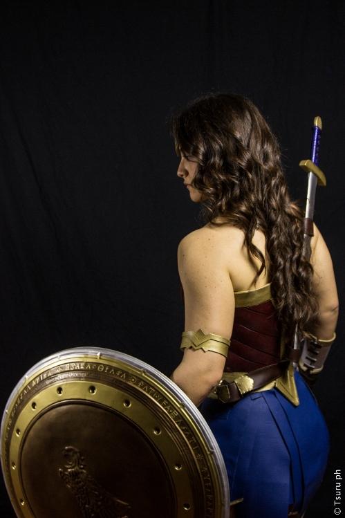 Diana - Nữ thần chiến binh vừa xinh đẹp lại vừa mạnh mẽ - Hình 2