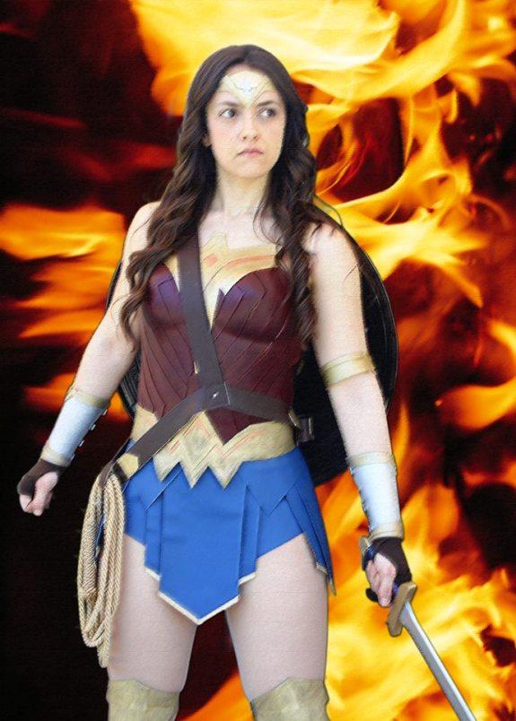 Diana - Nữ thần chiến binh vừa xinh đẹp lại vừa mạnh mẽ - Hình 1