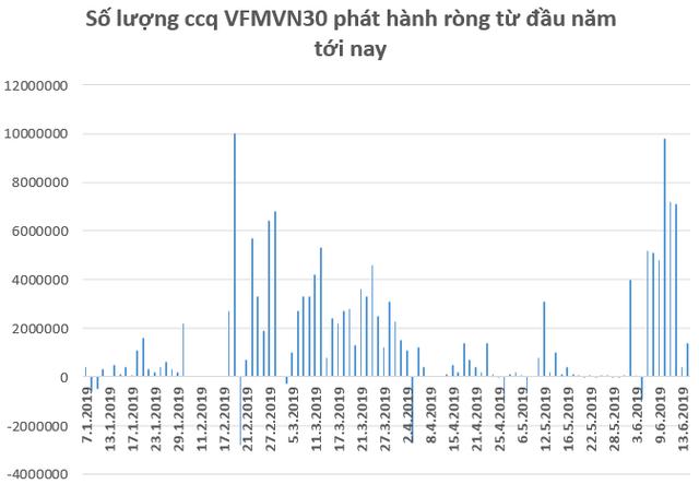 Hàng trăm tỷ đổ vào chứng khoán Việt Nam thông qua các quỹ ETF trong nửa đầu tháng 6 - Hình 3
