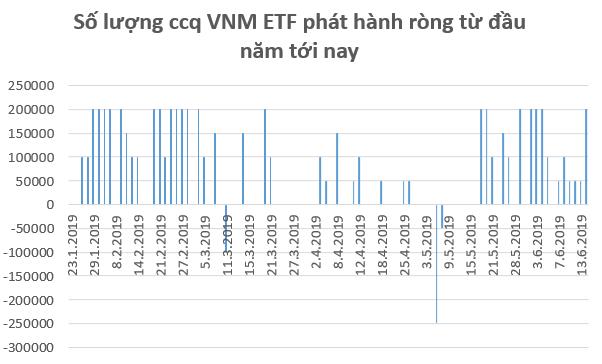 Hàng trăm tỷ đổ vào chứng khoán Việt Nam thông qua các quỹ ETF trong nửa đầu tháng 6 - Hình 2