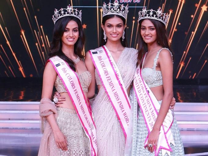 Nhan sắc Hoa hậu Thế giới Ấn Độ 2019 - Hình 1