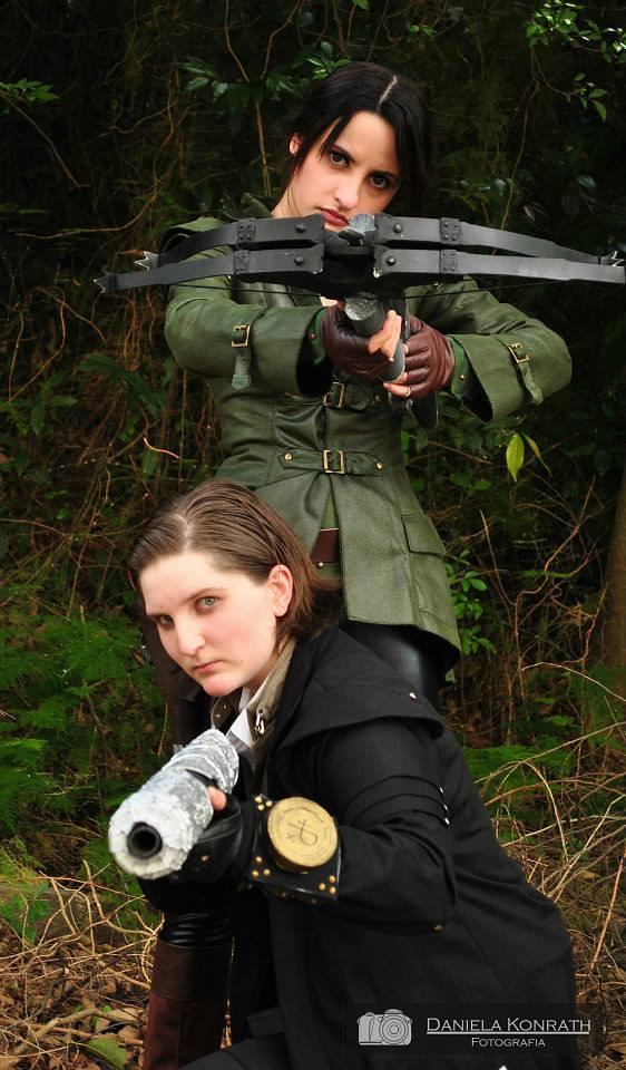 Nữ cosplay vào vai cô bé lắm tài nhiều tật Gretel - Hình 2