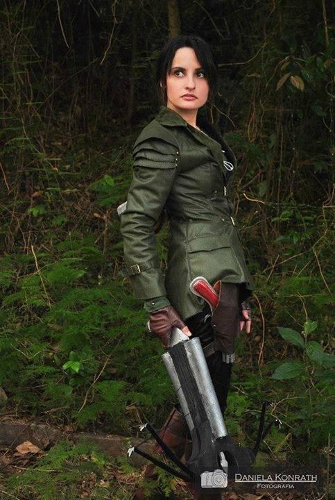 Nữ cosplay vào vai cô bé lắm tài nhiều tật Gretel - Hình 13
