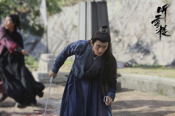 Phim Thính Tuyết Lâu: Diễn xuất của Trương Thiên Dương tốt đến nỗi nhận được nhiều lời bình rất tích cực - Hình 5