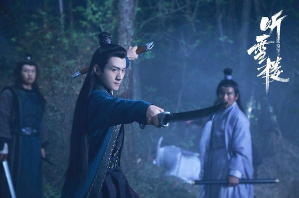 Phim Thính Tuyết Lâu: Diễn xuất của Trương Thiên Dương tốt đến nỗi nhận được nhiều lời bình rất tích cực - Hình 7