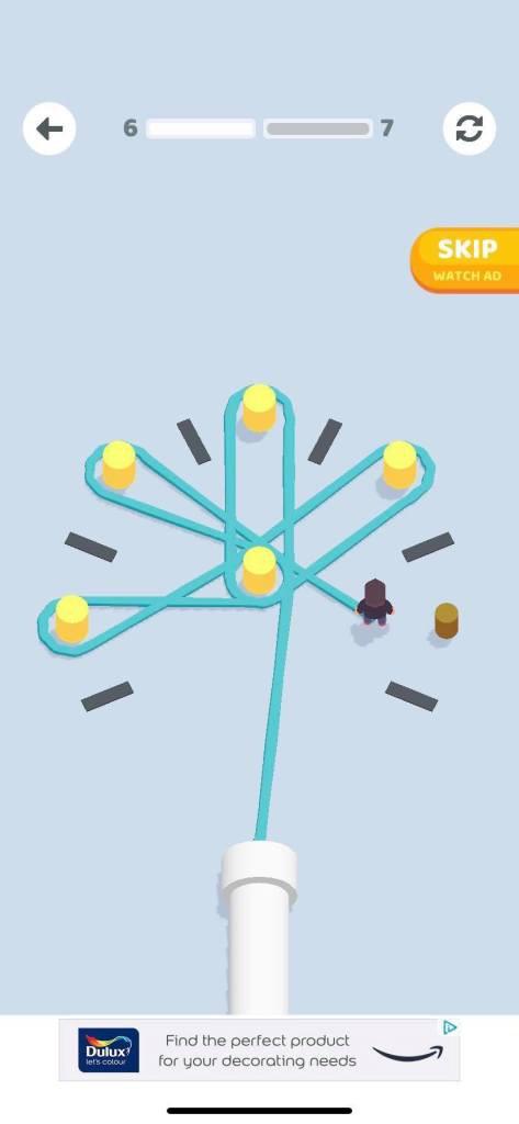 Rope Around - tựa game hack não nhất hành tinh - Hình 3