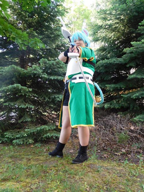 Sinon cô gái đáng yêu trong Sword Art Online một trong những bộ anime đình đám - Hình 4