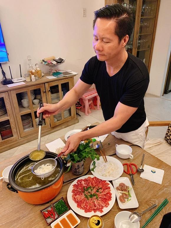 Sướng như Phan Như Thảo, không chỉ được chồng đại gia lo từng miếng ăn, giờ còn tỉ mỉ chăm cả gốc con người - Hình 5