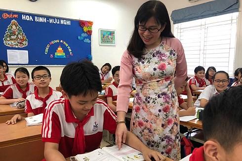 Tấm lòng nhân hậu của một cô giáo với học sinh và cộng đồng - Hình 1