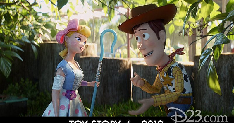Toy Story 4 và Bo Peep - Crush đời đầu của Woody đã trở lại và lợi hại hơn xưa - Hình 7