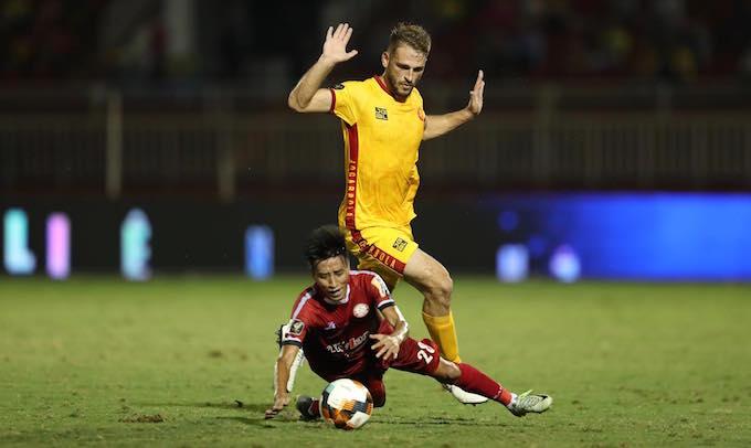 TP.HCM 0-0 Thanh Hóa: Chủ nhà vô địch lượt đi - Hình 4