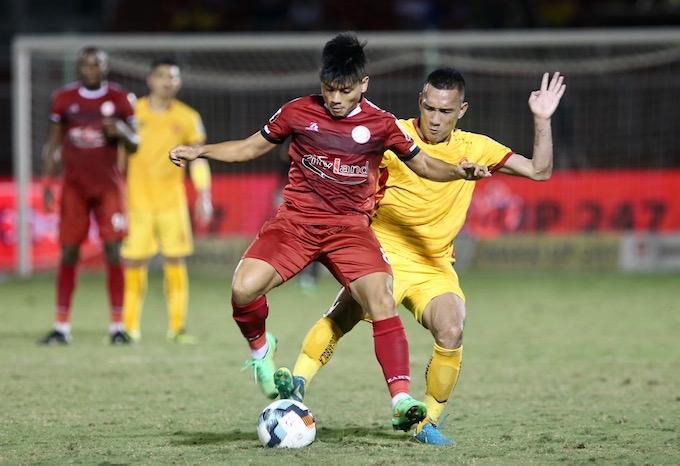 TP.HCM 0-0 Thanh Hóa: Chủ nhà vô địch lượt đi - Hình 2