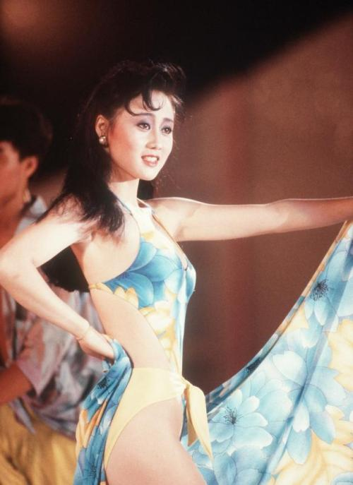 Vợ Lý Liên Kiệt thuở 20 nóng bỏng vô cùng, xinh đẹp nhất châu Á - Hình 5
