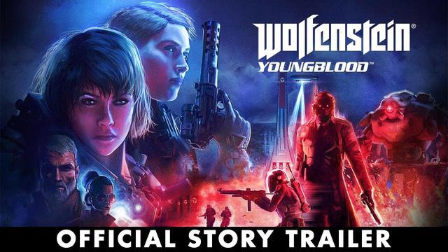 Wolfenstein: Youngblood - Game bắn súng co-op, diệt Phát xít lộ ngày ra mắt - Hình 1