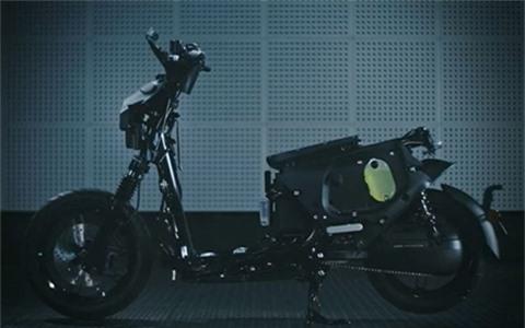Yamaha hé lộ xe máy điện đẹp mê ly với pin có thể tháo rời - Hình 3
