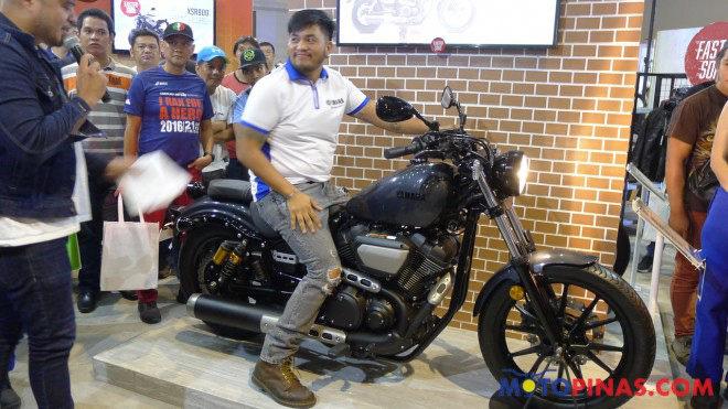 Yamaha ra mắt bộ đôi Bolt 950 R, XSR 700 2019 hoàn toàn mới - Hình 1