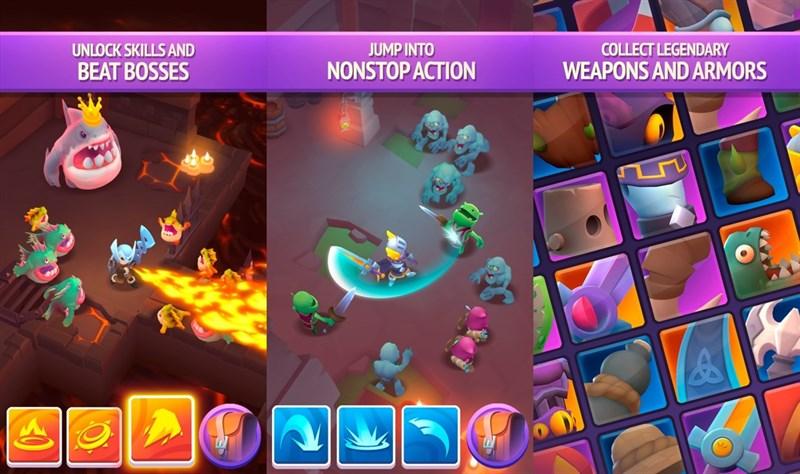 7 game Android chọn lọc hay nhất đầu tuần, tải về chiến ngay - Hình 1