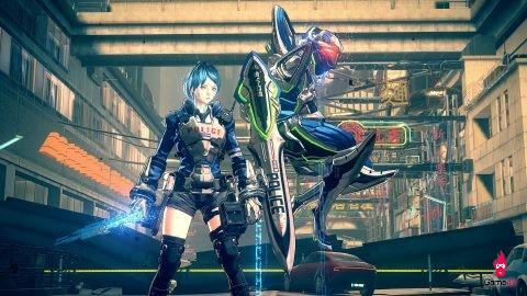 Astral Chain sẽ là sự kết hợp giữa Bayonetta và NieR: Automata - Hình 4