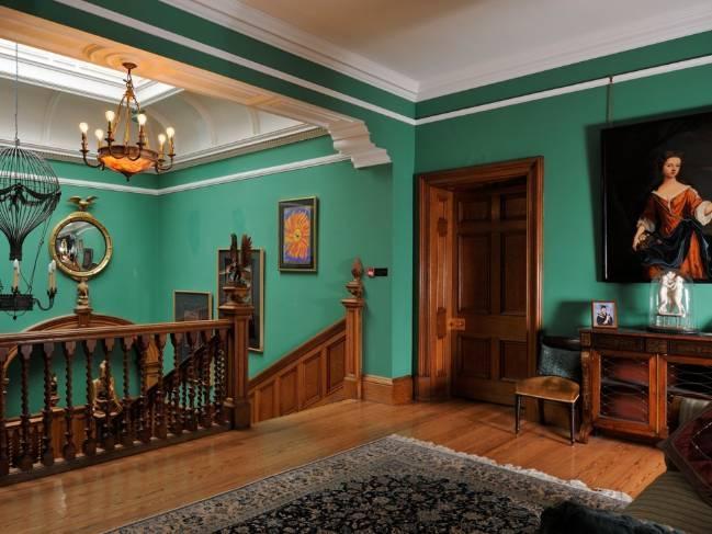 Bên trong dinh thự tuyệt đẹp từng là nơi giam giữ tù nhân - Hình 9