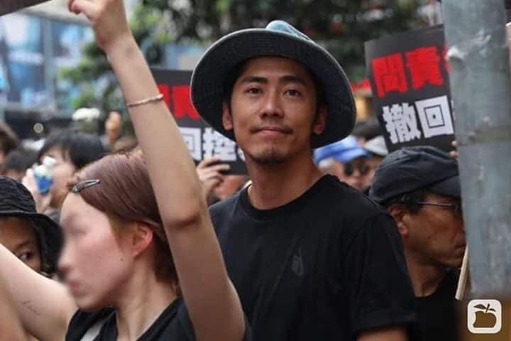 Châu Nhuật Phát, Trần Tiểu Xuân, Vương Hỷ cùng dàn sao TVB sát cánh cùng đồng bào phản đối luật dẫn độ - Hình 3