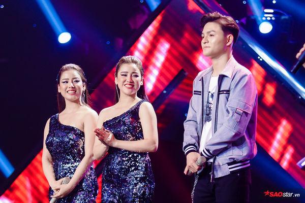 Cư dân mạng đau lòng tột độ khi DOMINIX và Hồng Hòa - Hồng Hiếu bị loại tại Đo Ván The Voice 2019 - Hình 1