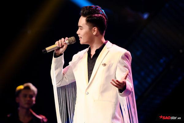 DOMINIX bất ngờ bị loại trước đồng đội cũ Xuân Đạt tại vòng Đo ván - The Voice 2019 - Hình 2