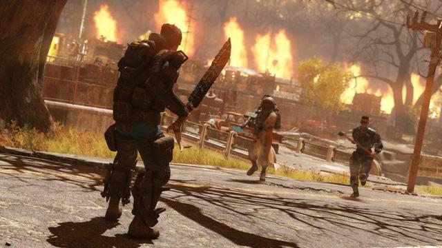 Game hậu tận thế Fallout 76 giới thiệu phần chơi sinh tồn 1 vs 52 - Hình 5