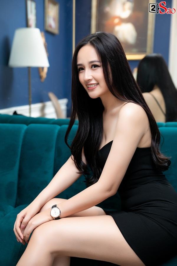 Hoa hậu Mai Phương Thúy: Nếu yêu Noo Phước Thịnh, tôi chỉ muốn cưới luôn và sinh con cho anh ấy - Hình 2