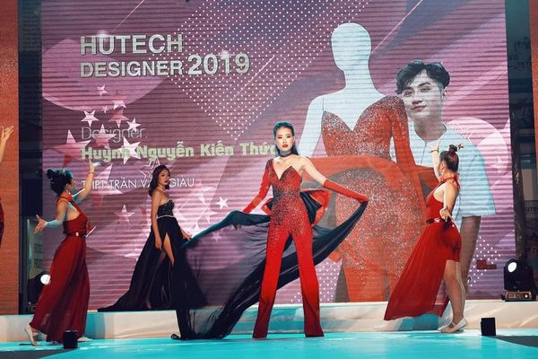 Lấy cảm hứng từ Hoa hậu Hhen Niê, nam sinh lớp 12 gây ấn tượng với BST đẹp mắt tại cuộc thi Thiết kế thời trang chuyên nghiệp - Hình 5
