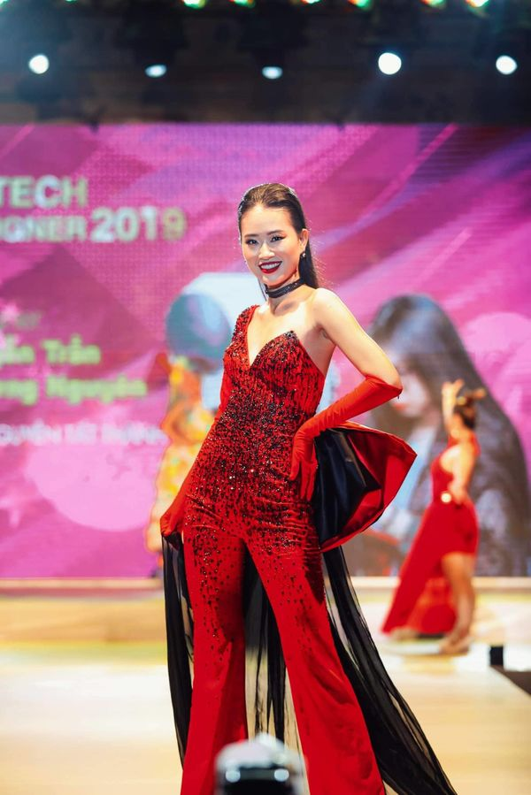 Lấy cảm hứng từ Hoa hậu Hhen Niê, nam sinh lớp 12 gây ấn tượng với BST đẹp mắt tại cuộc thi Thiết kế thời trang chuyên nghiệp - Hình 4
