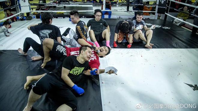 Lò võ MMA giúp Từ Hiểu Đông có thu nhập không nhỏ - Hình 7