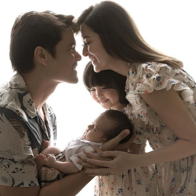 Mỹ nhân đẹp nhất Philippines khoe ảnh gia đình cực phẩm nhưng CĐM lại điêu đứng bởi... - Hình 3