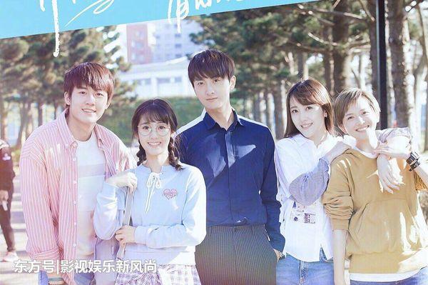 Những dòng họ nhiều trai xinh gái đẹp nhất trong phim truyền hình Hoa ngữ - Hình 21