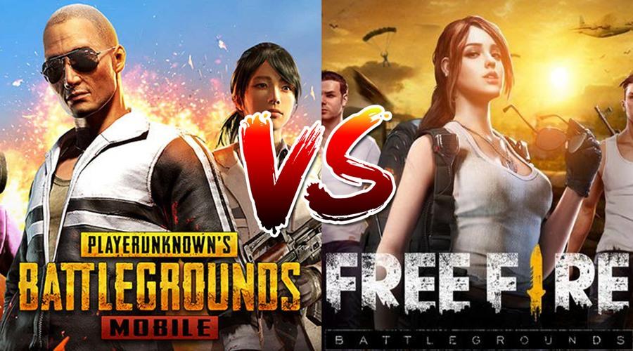 PUBG Mobile VS Free Fire đơn thuần chỉ là tựa game cùng thể loại, sao lại hay được mang ra để so sánh ai hơn ai? - Hình 1