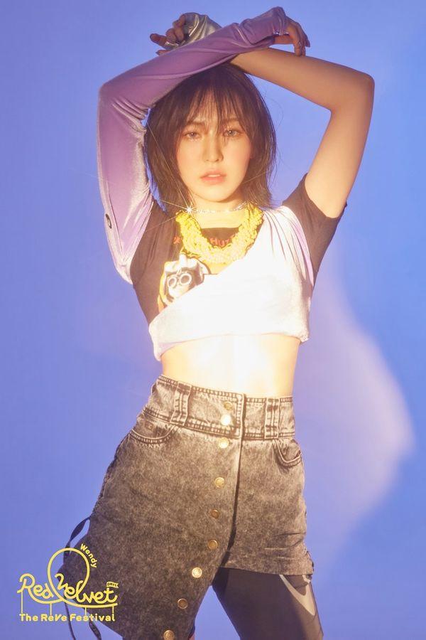 Red Velvet trở lại tràn đầy năng lượng với đủ 5 thành viên trong loạt ảnh teaser The ReVe Festival Day 1 - Hình 13