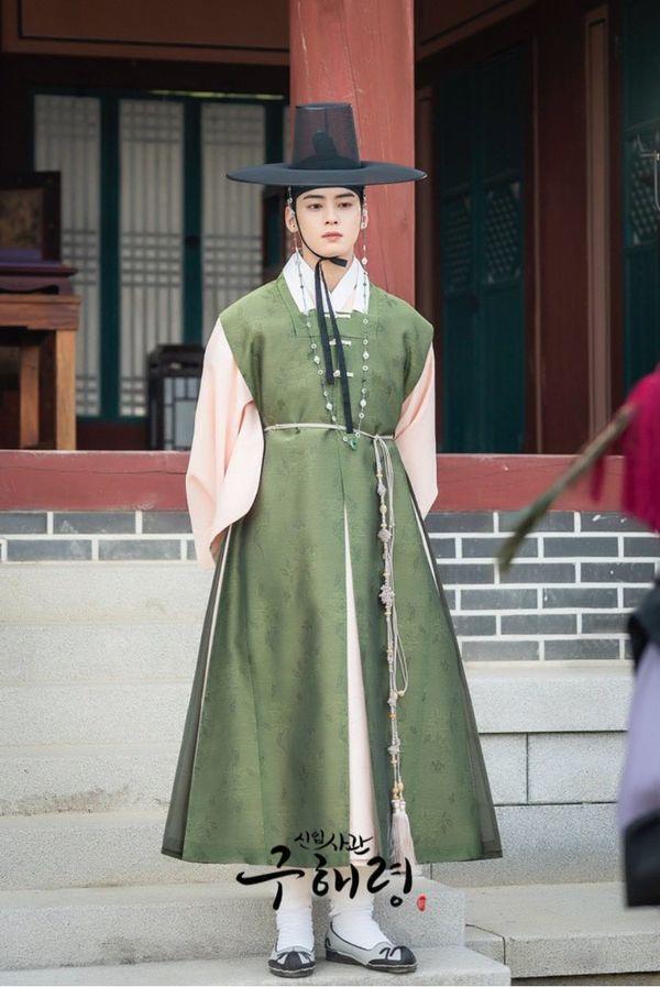 Rookie Historian Goo Hae Ryung phát hành hình ảnh của hoàng tử điển trai Cha Eun Woo và xác nhận ngày lên sóng - Hình 6