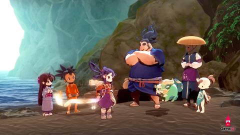 Sakuna: Of Rice and Ruin - tựa game hành động kết hợp... trồng lúa sẽ cập bến PC, PS4 và Switch vào cuối năm nay - Hình 2