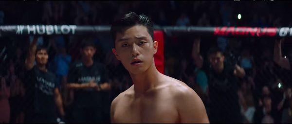 'The Divine Fury': Phim điện ảnh của Park Seo Joon tung trailer ám ảnh khiến khán giả đứng ngồi không yên - Hình 1