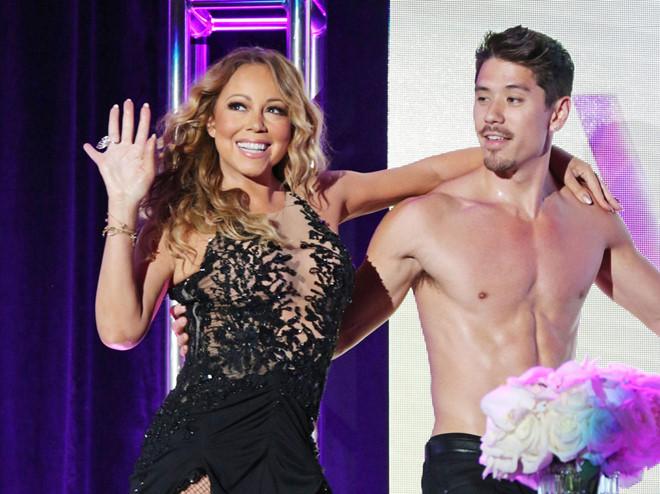 Tình trường toàn cặp kè trai trẻ, tỷ phú của diva Mariah Carey - Hình 9
